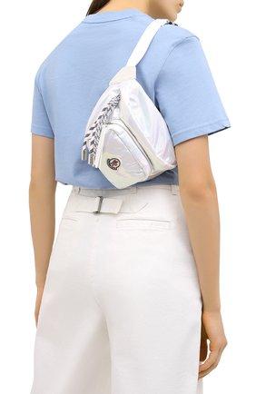 Женская поясная сумка felicie MONCLER белого цвета, арт. F2-09B-5M700-00-02SJE | Фото 2