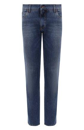 Мужские джинсы DOLCE & GABBANA синего цвета, арт. GYJCCD/G8DB5 | Фото 1