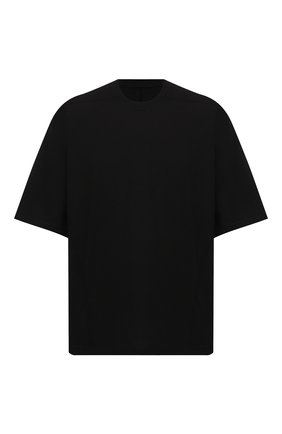 Мужская хлопковая футболка DRKSHDW черного цвета, арт. DU20F1253 RN   Фото 1