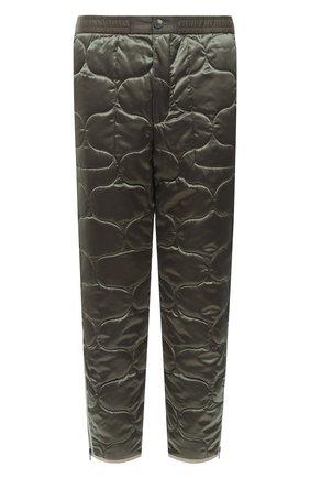 Мужской брюки KENZO хаки цвета, арт. FA65PA5219CL   Фото 1