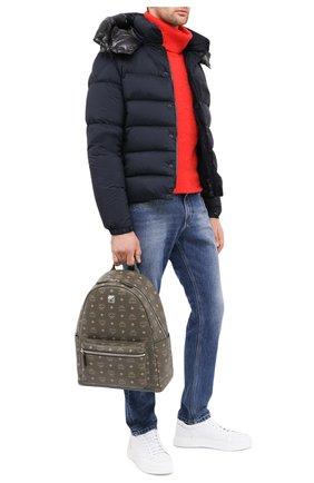 Мужской рюкзак stark MCM хаки цвета, арт. MMK AAVE16 | Фото 2