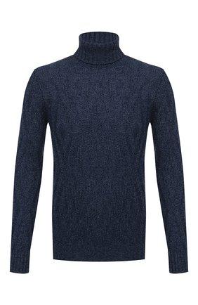 Мужской шерстяной свитер GRAN SASSO темно-синего цвета, арт. 13166/22622 | Фото 1