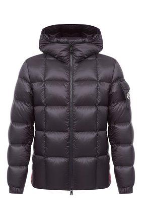 Мужская пуховая куртка charbonnel MONCLER серого цвета, арт. F2-091-1A210-00-C0609 | Фото 1