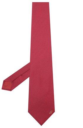 Мужской шелковый галстук BRIONI светло-коричневого цвета, арт. 062I00/0943C | Фото 2