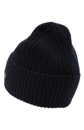 Мужская шапка BOSS синего цвета, арт. 50438790   Фото 2