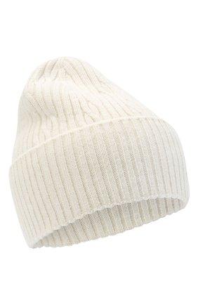 Мужская шапка BOSS белого цвета, арт. 50438790 | Фото 1