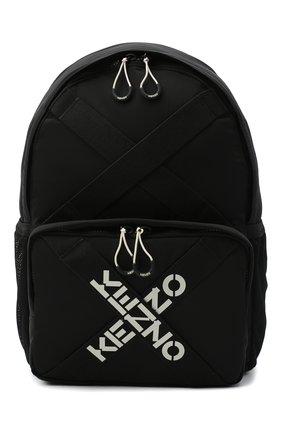 Женский рюкзак active kenzo sport KENZO черного цвета, арт. FA65SA213F21 | Фото 1