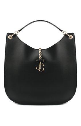 Женская сумка varenne JIMMY CHOO черного цвета, арт. VARENNE H0B0/L/CLF | Фото 1