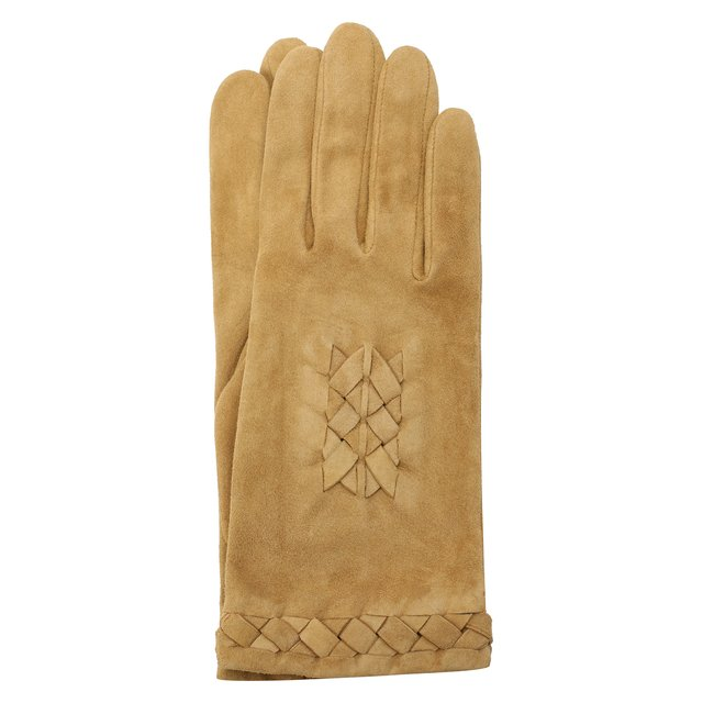 Замшевые перчатки Agnelle