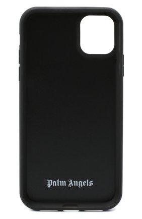 Мужской чехол для iphone 11 PALM ANGELS черного цвета, арт. PMPA015E20PLA0061001 | Фото 2