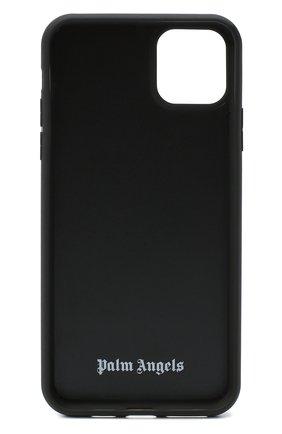 Мужской чехол для iphone 11 pro max PALM ANGELS черного цвета, арт. PMPA024E20PLA0061001 | Фото 2