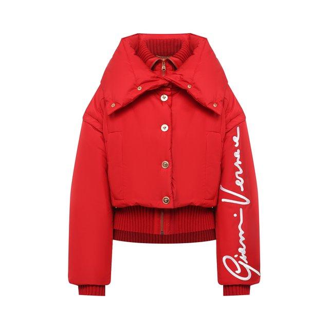 Пуховая куртка Versace
