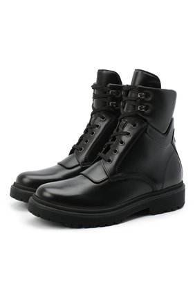 Кожаные ботинки Patty | Фото №1