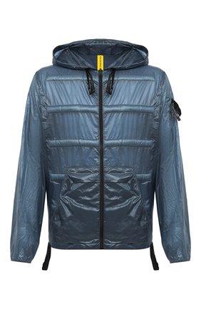 Мужская куртка 5 moncler craig green MONCLER GENIUS темно-синего цвета, арт. F2-09H-1A702-10-C0624 | Фото 1