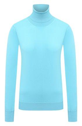 Женская водолазка TOM FORD голубого цвета, арт. MAK1031-YAX283   Фото 1