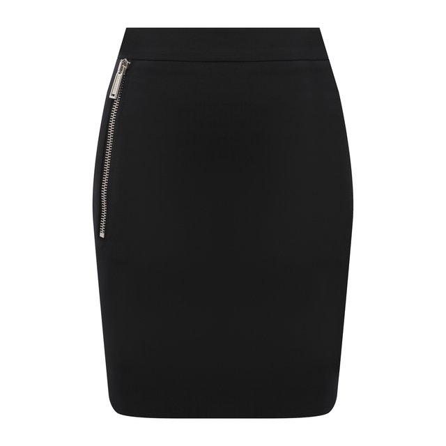 Шерстяная юбка Dsquared2