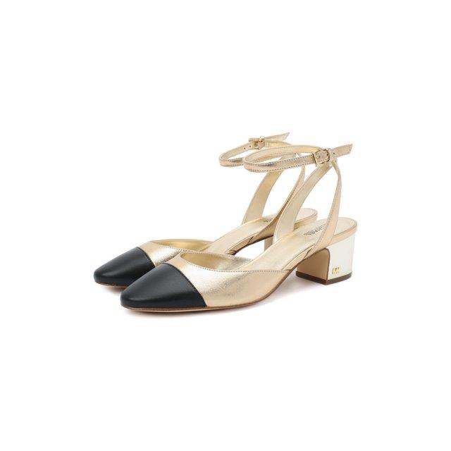 Кожаные туфли Brie MICHAEL Michael Kors