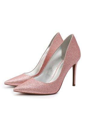 Женские туфли keke MICHAEL MICHAEL KORS розового цвета, арт. 40T0KEHP1D | Фото 1