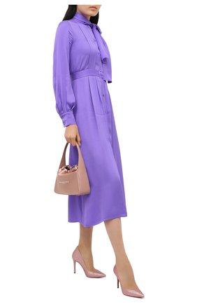 Женские туфли keke MICHAEL MICHAEL KORS розового цвета, арт. 40T0KEHP1D | Фото 2