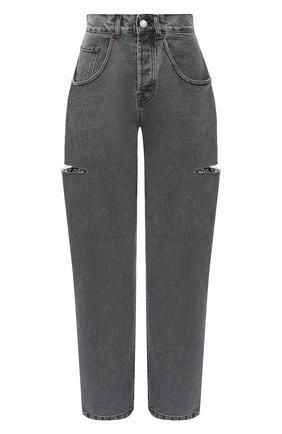 Женские джинсы FORTE DEI MARMI COUTURE серого цвета, арт. 20WF7072 | Фото 1