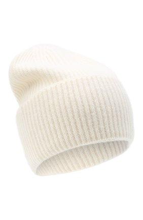 Женский кашемировая шапка FTC белого цвета, арт. 800-0950 | Фото 1