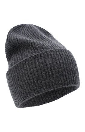 Женский кашемировая шапка FTC серого цвета, арт. 800-0950 | Фото 1
