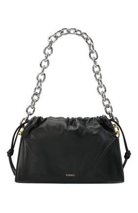 Женская сумка bom YUZEFI черного цвета, арт. YUZPF20-B0-07 | Фото 1