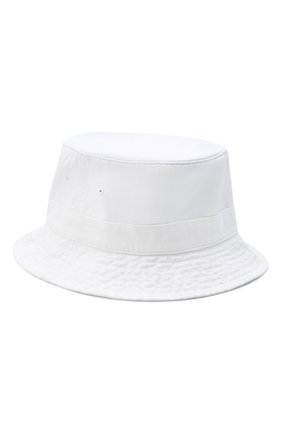Мужская хлопковая панама POLO RALPH LAUREN белого цвета, арт. 710798567 | Фото 2