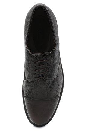Мужские кожаные дерби BARRETT коричневого цвета, арт. BRERA-20.3/CERV0 ASP0RTABILE | Фото 5