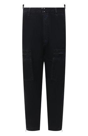 Мужские джинсы DIESEL темно-серого цвета, арт. 00S6FU/009IB | Фото 1
