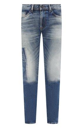 Мужские джинсы DIESEL синего цвета, арт. 00SB6D/009FK | Фото 1