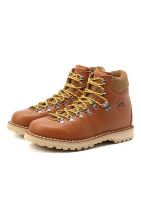 Мужские кожаные ботинки DIEMME коричневого цвета, арт. DI2007RV22/M | Фото 1