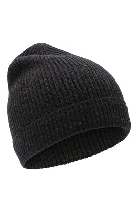 Мужская шерстяная шапка CANALI темно-серого цвета, арт. B0020/MK00461 | Фото 1