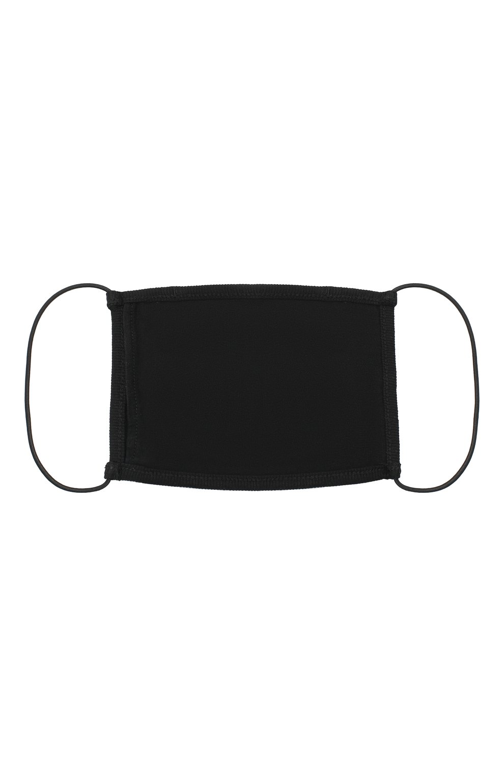 Мужская маска для лица PALM ANGELS черного цвета, арт. PMRG003E20JER0091020 | Фото 2