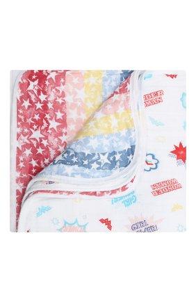 Детского одеяло ADEN+ANAIS разноцветного цвета, арт. EMBC10005WB | Фото 1