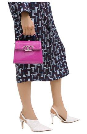 Женская сумка valentino garavani vsling VALENTINO фуксия цвета, арт. UW2B0G97/BIY | Фото 2