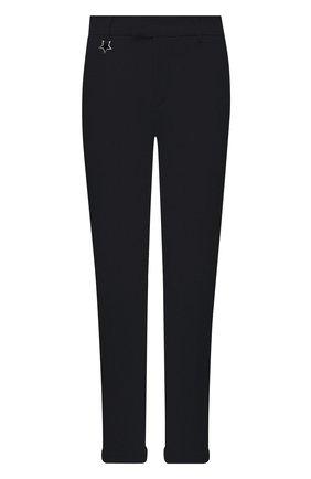 Женские брюки LORENA ANTONIAZZI темно-синего цвета, арт. A2042PA052/3254 | Фото 1