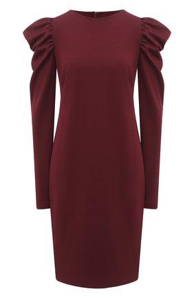 Женское платье PIETRO BRUNELLI бордового цвета, арт. AG0390/VIU718   Фото 1