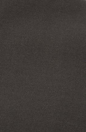 Женские носки FALKE серого цвета, арт. 47673.   Фото 2 (Материал внешний: Хлопок, Синтетический материал)