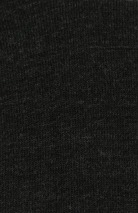 Женские носки FALKE серого цвета, арт. 47488.   Фото 2 (Материал внешний: Шерсть)