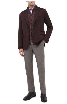 Мужские кожаные сапоги BARRETT черного цвета, арт. 202U019.9/CERV0 | Фото 2
