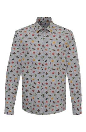 Мужская хлопковая рубашка VAN LAACK разноцветного цвета, арт. RET0N1-TF/171479 | Фото 1