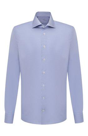 Мужская хлопковая сорочка VAN LAACK синего цвета, арт. RIVARA-LSF/162801 | Фото 1