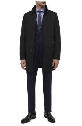 Мужская хлопковая сорочка VAN LAACK синего цвета, арт. RIVARA-LSF/162801 | Фото 2