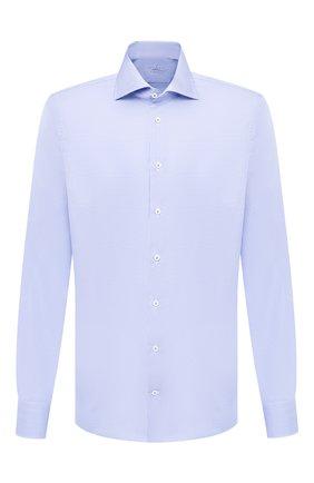 Мужская хлопковая сорочка VAN LAACK голубого цвета, арт. RIVARA-TF/162801 | Фото 1