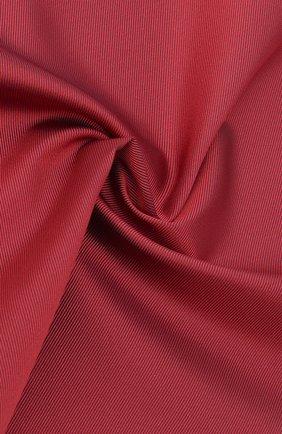 Мужской шелковый платок BRIONI красного цвета, арт. 071000/0942V | Фото 2