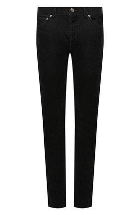 Мужские джинсы GIORGIO ARMANI черного цвета, арт. 6HSJ63/SN60Z | Фото 1