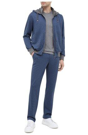 Мужской спортивный костюм CAPOBIANCO синего цвета, арт. 9MT06.DB00. | Фото 1