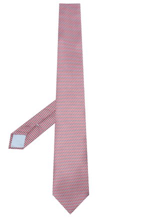 Мужской комплект из галстука и платка BRIONI красного цвета, арт. 08A900/0940C | Фото 2