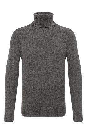 Мужской шерстяной свитер SAINT LAURENT серого цвета, арт. 635485/YALK2 | Фото 1